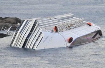 İtalya'daki gemi kazasında flaş gelişme!