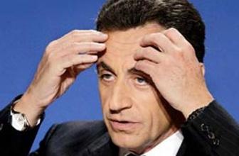 Avrupa'nın 'en sevilmeyeni', Sarkozy