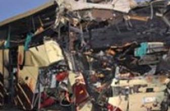 Belçika kazada ölen çocukların yasını tutuyor