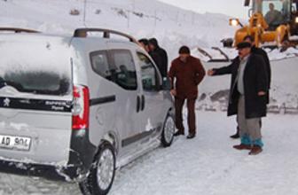 Bitlis'te 80 kişi 8 saatte kurtarıldı