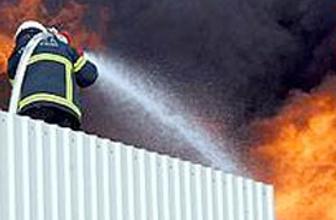 Kadıköy Adliyesi'nde yangın paniği