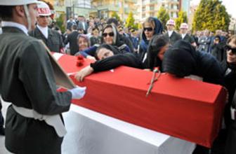 TSK'dan görülmemiş cenaze töreni
