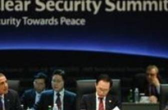 Dünya liderlerinden 'nükleer terörizme' karşı mücadele çağrısı