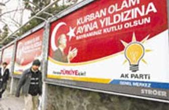 AK Parti MHP arazisine girdi