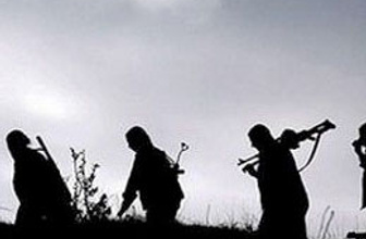 PKK kampı ateş altında!