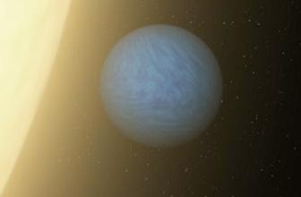 NASA ışık yayan 'süper dünya' buldu