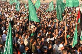 Hamas'a rağmen yemin ettiler