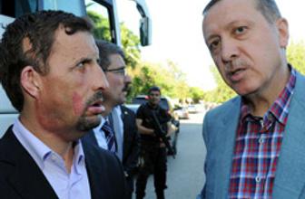 Erdoğan'dan Uğur Acar'a ziyaret!