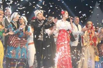 Sakarya Türkçe olimpiyatlarıyla coştu