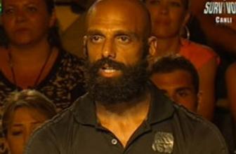 Kobra gafı Survivor Hasan'ı utandırdı!