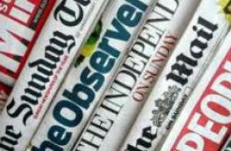1 Temmuz 2012: Basın özeti