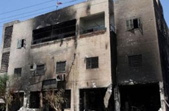 Suriye'deki olaylarda 84 kişi öldü
