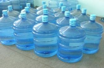 İstanbullu suyu damacanadan içmeyecek!
