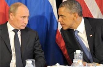 Obama'dan Putin'e Suriye telefonu