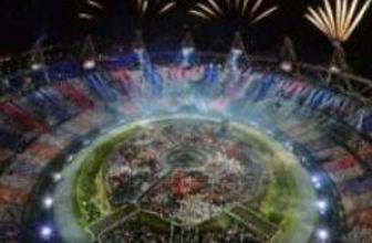 Basında Olimpiyat açılış töreni