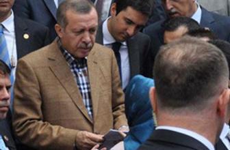 Erdoğan için bomba alarmı!