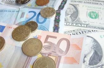 Dolar ve avroda günün ilk rakamları