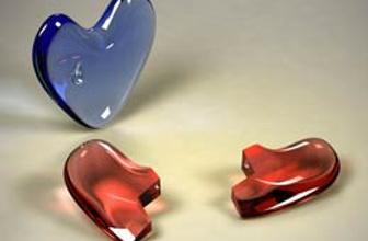 Kırık kalp sendromu diye bir şey var