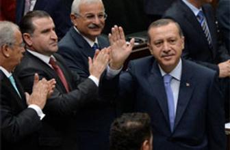 Erdoğan onlara terörist holigan dedi