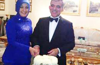 Cumhurbaşkanı Gül'den çifte kutlama!