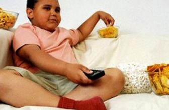Televizyon, obeziteyi tetikliyor