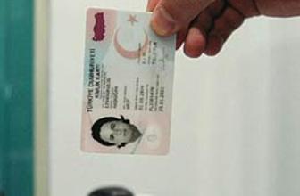 Akıllı kimlik kartları geliyor
