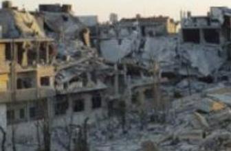 Humus'ta bombalı saldırı: En az 15 ölü