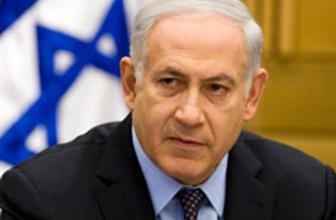 İsrail Filistin'i böyle tehdit etti
