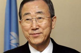 Ban Ki-Moon devletin zirvesiyle görüştü
