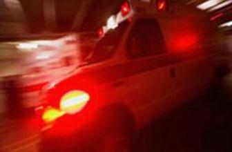 İnegöl'de trafik kazası: 4 yaralı