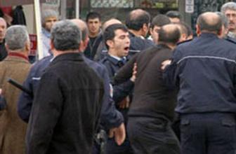 Bursa'da size de geçirelim kavgası!