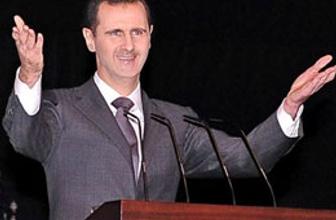 Muhaliflerden Beşşar Esad'a tek şart!