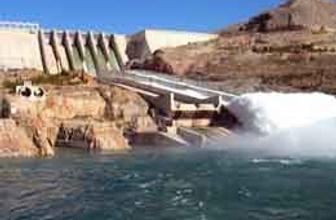 Hidroelektrik santrali ihalesi Türkler'in