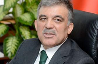 Abdullah Gül'den Enver Ören mesajı