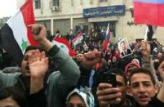 Suriye'deki Ruslar Lübnan'dan ülkelerine dönüyor