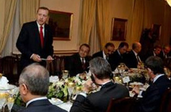 Erdoğan bu kez mesajı elçilere verdi