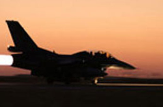 Çukurca'da savaş uçakları hareketliliği