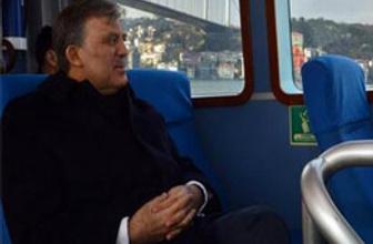 Abdullah Gül'den YGS hassasiyeti