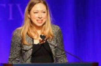 Chelsea Clinton da başkanlığa hevesli