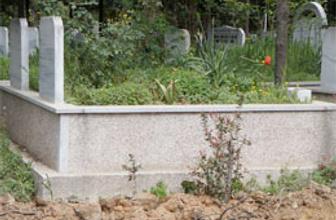 Rezidans fiyatına mezarlık!
