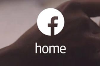 Facebook Home uygulaması yarım milyonu aştı!