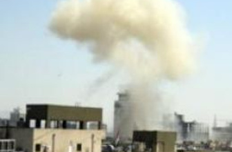 Şam'ın merkezinde şiddetli patlama