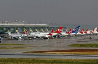 Atatürk havalimanında rekor!