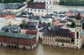 Tuna Nehri rekor seviyede yükseldi