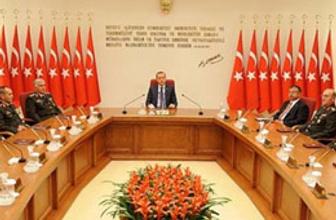Erdoğan'dan YAŞ üyelerine iftar