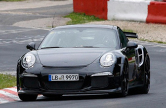 Porsche 911 GT2 kendini gösterdi