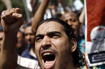 İsrail'den Mursi'ye destek gösterisi