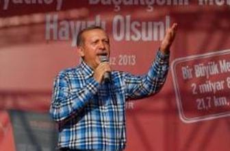 Erdoğan'dan Ramazan mesajı