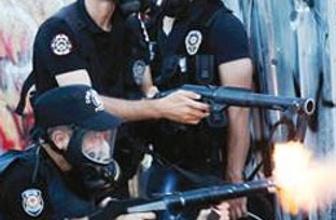 BDP yürüyüşünde 7 polis yaralandı