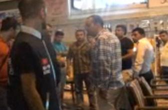 Beyoğlu'nda seyyar satıcılara operasyon